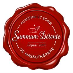 Académie de massothérapie Summum Détente Logo